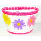 Basket For Girls Bike - PVC