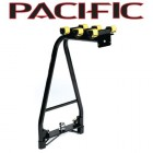Pacific 3 Bike Rack Straight Base