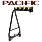 Pacific 4 Bike Rack Straight Base