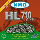 KMC HL710 Silver Bicycle Chain