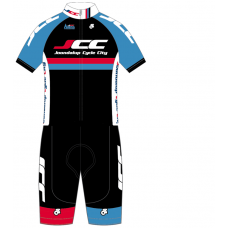 JCC Cycling Kit Men - Jersey & Bib-Knicks