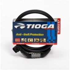 Tioga 8mm x 1800mm Combo Lock