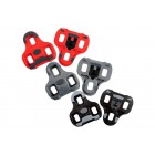 LOOK KEO Grip Cleats Red, Grey & Black