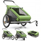 Croozer Trailer 2 Children