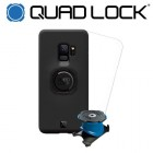 Quad Lock Samsung S9 Bike Mount Kit