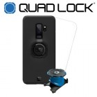 Quad Lock Samsung S9 Plus Bike Mount Kit