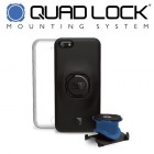 Quad Lock Iphone Bike Mount Kit - Iphone 7/8